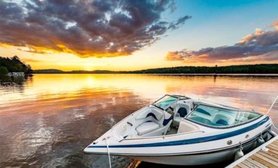 Boat in or out cottage rental inclusions