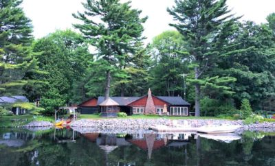 Cottage rental memories, creating new traditions