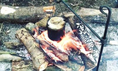 Campfire recipes for cottage rentals