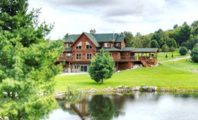 You can have both – cottage rest and city living – five star status