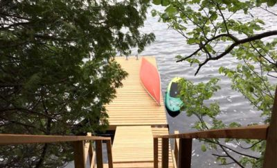 Spring is coming, time to open the cottage rental!